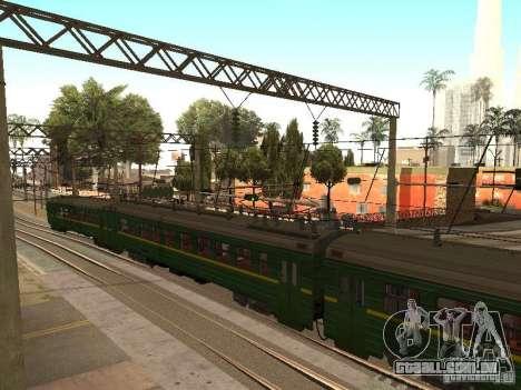 Entrar em contato com a rede 2 para GTA San Andreas quinto tela