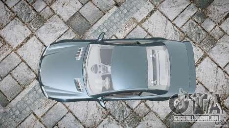 Mercedes Benz SL65 AMG V1.1 para GTA 4 vista direita