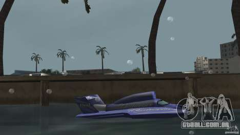 Miss Bud para GTA Vice City deixou vista