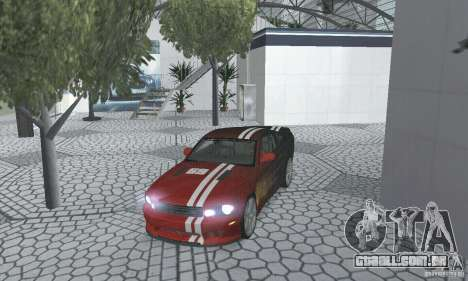 Saleen S281 Pack 1 para GTA San Andreas vista interior