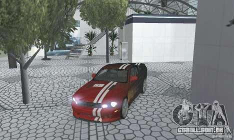 Saleen S281 Pack 1 para GTA San Andreas vista interior