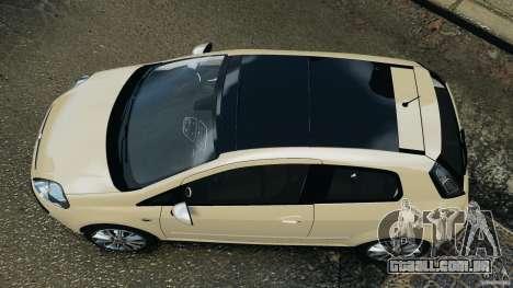 Fiat Punto Evo Sport 2012 v1.0 [RIV] para GTA 4 vista direita