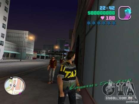Novas skins Pak para GTA Vice City twelth tela