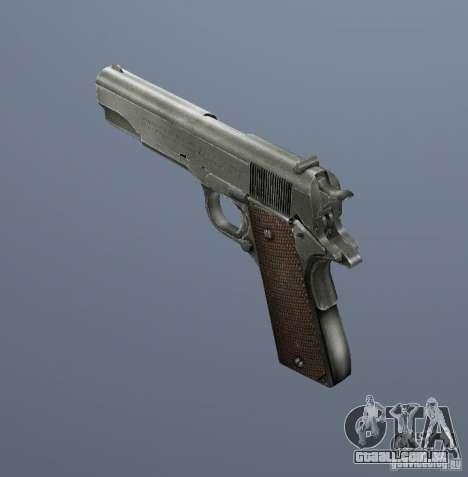 Gunpack from Renegade para GTA Vice City terceira tela