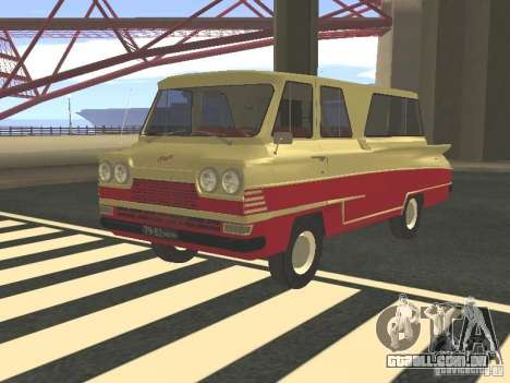 Veículo iniciar v 1.1 para GTA San Andreas