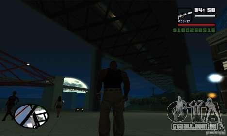 Enb Series HD v2 para GTA San Andreas oitavo tela