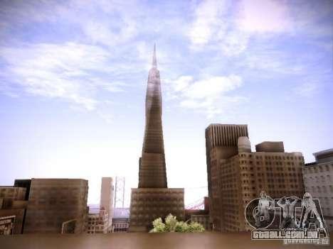 New ENBSeries para GTA San Andreas sexta tela