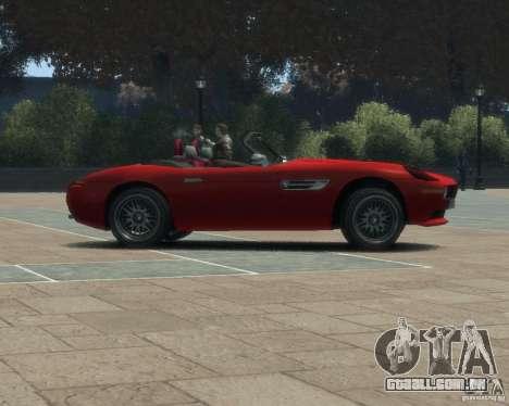 BMW Z8 para GTA 4 vista direita
