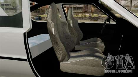 Skoda 120 Rapid v0.7 para GTA 4 vista de volta