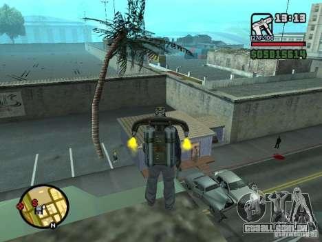 Construção de casas, 3 (e não só) para GTA San Andreas
