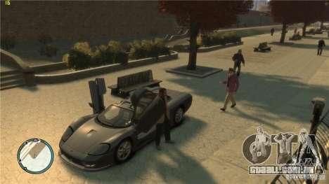 Realista de condução para GTA 4 segundo screenshot