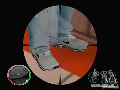 Nike Air Max para GTA San Andreas terceira tela