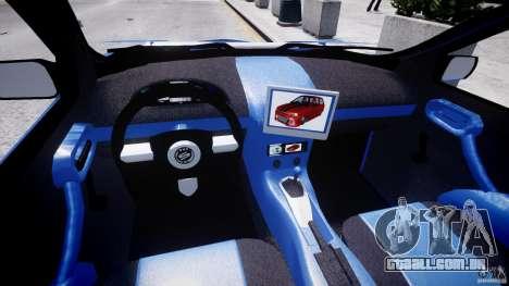 Chevrolet Corsa Extreme Revolution para GTA 4 vista direita
