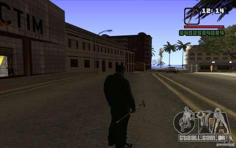 Cana-de-Nova para GTA San Andreas terceira tela