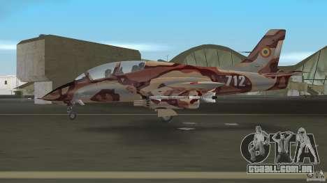 I.A.R. 99 Soim 712 para GTA Vice City vista traseira esquerda