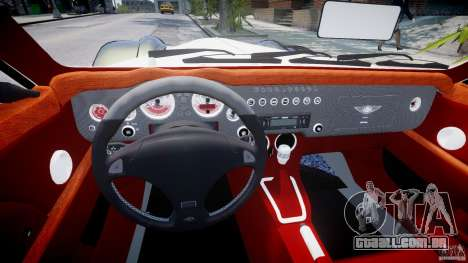 Morgan Aero SS v1.0 para GTA 4 vista de volta