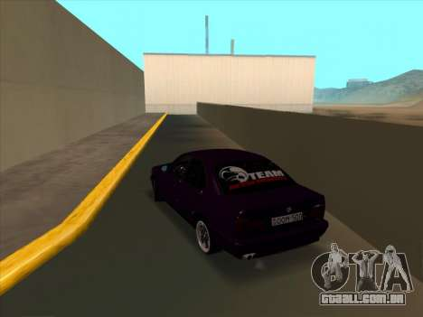 BMW M5 E34 NeedForDrive para GTA San Andreas