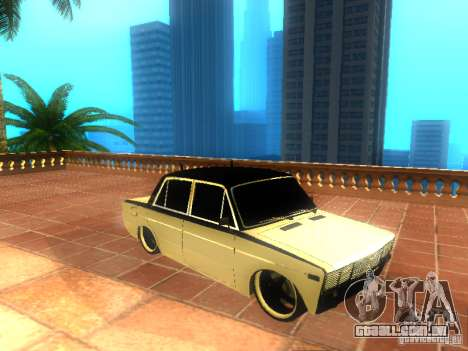 Estilo de dag VAZ 2106 para GTA San Andreas