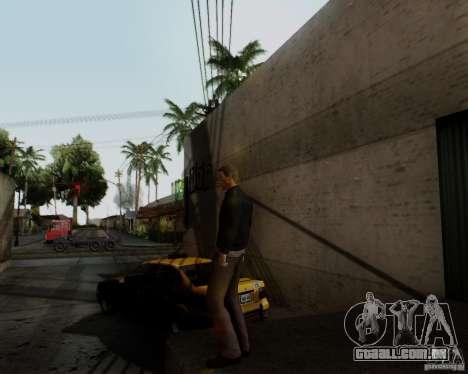 Daniel Craig para GTA San Andreas terceira tela