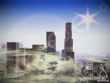 IG ENBSeries for low PC para GTA San Andreas quinto tela
