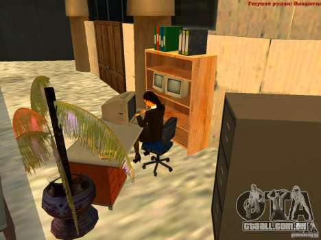20th floor Mod V2 (Real Office) para GTA San Andreas sétima tela