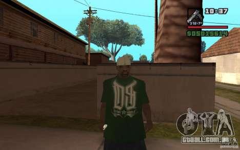 Grove Street Skin Pack para GTA San Andreas segunda tela