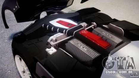 Mercedes-Benz SLR McLaren Stirling Moss [EPM] para GTA 4 vista superior