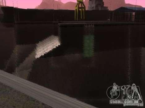 ENBSeries de Rinzler para GTA San Andreas