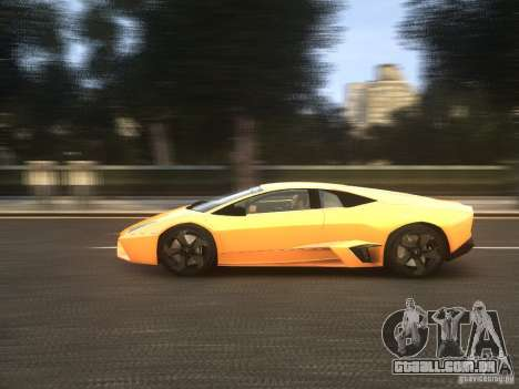 Lamborghini Reventon 2008 para GTA 4 vista interior