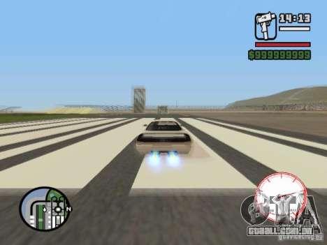 Velocímetro DepositFiles para GTA San Andreas