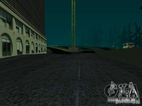 Nova cidade v1 para GTA San Andreas sexta tela
