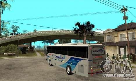 AGA Polaris para GTA San Andreas traseira esquerda vista