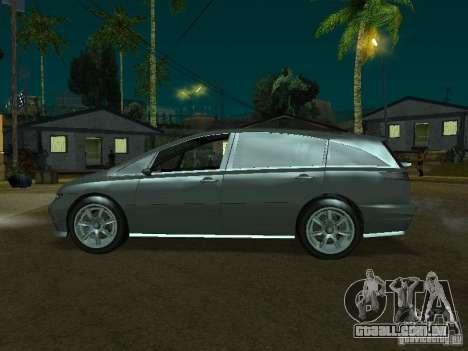 Perene de GTA 4 para GTA San Andreas traseira esquerda vista