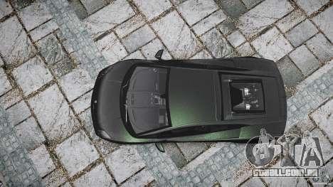 Lamborghini Gallardo LP560-4 para GTA 4 vista direita