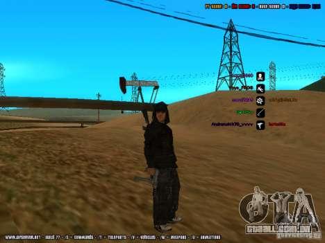 Traficante de drogas para GTA San Andreas terceira tela