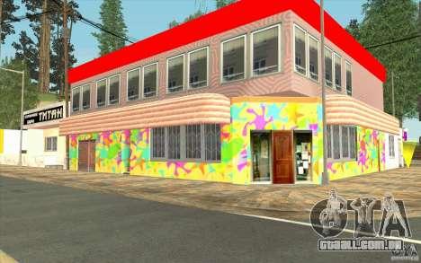 Uma aldeia nova Dillimur para GTA San Andreas décima primeira imagem de tela