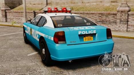 Bravado Buffalo ELS para GTA 4 traseira esquerda vista