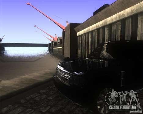 Enbsereis 0.74 (Dark 2) para GTA San Andreas segunda tela