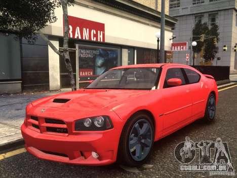 Dodge Charger SRT8 2006 para GTA 4