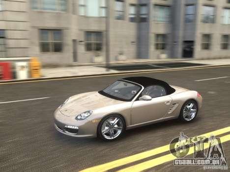 Porsche Boxster S 2010 EPM para GTA 4 vista direita