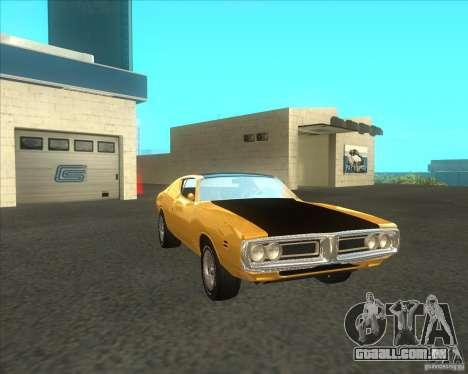 Dodge Charger RT 1971 para GTA San Andreas