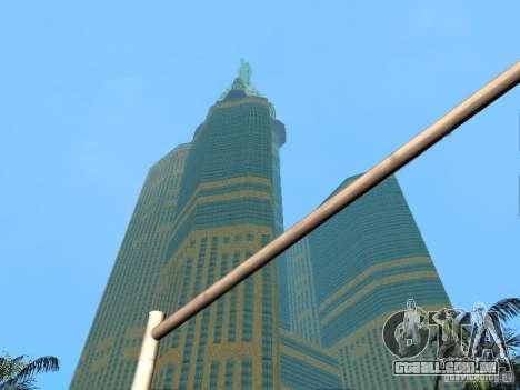 New Dubai mod para GTA San Andreas sétima tela
