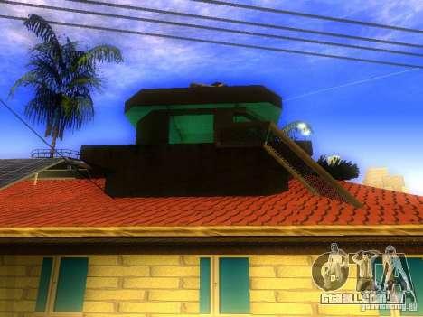 Base da Grove Street para GTA San Andreas décima primeira imagem de tela