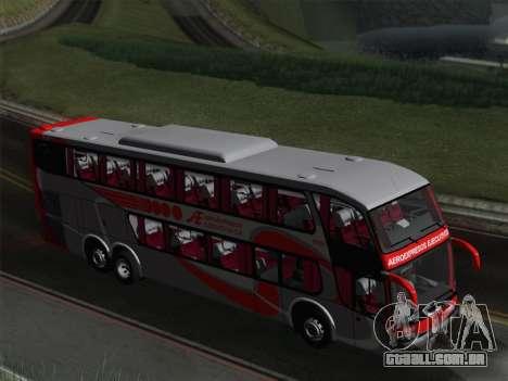 Marcopolo DD800 Volvo B12R para as rodas de GTA San Andreas