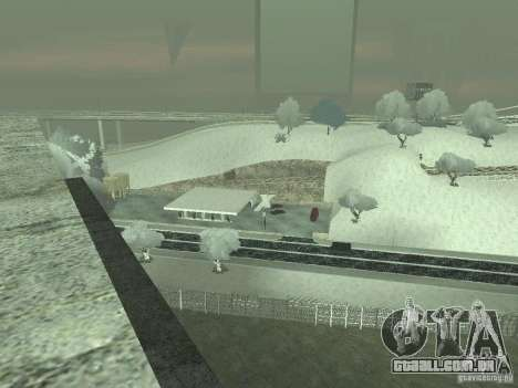Neve v 2.0 para GTA San Andreas