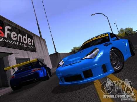 Porsche 911 GT3  RWB para GTA San Andreas