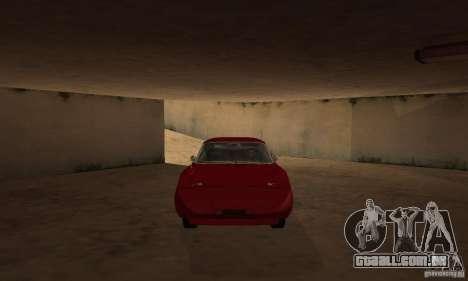 Dodge Charger Daytona 1969 para GTA San Andreas vista direita