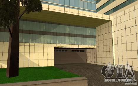 UGP Moscow New General Hospital para GTA San Andreas quinto tela
