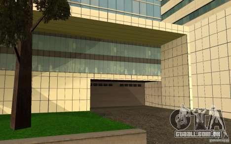 UGP Moscow New General Hospital para GTA San Andreas quinto tela