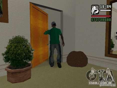 Novo jeans para GTA San Andreas segunda tela